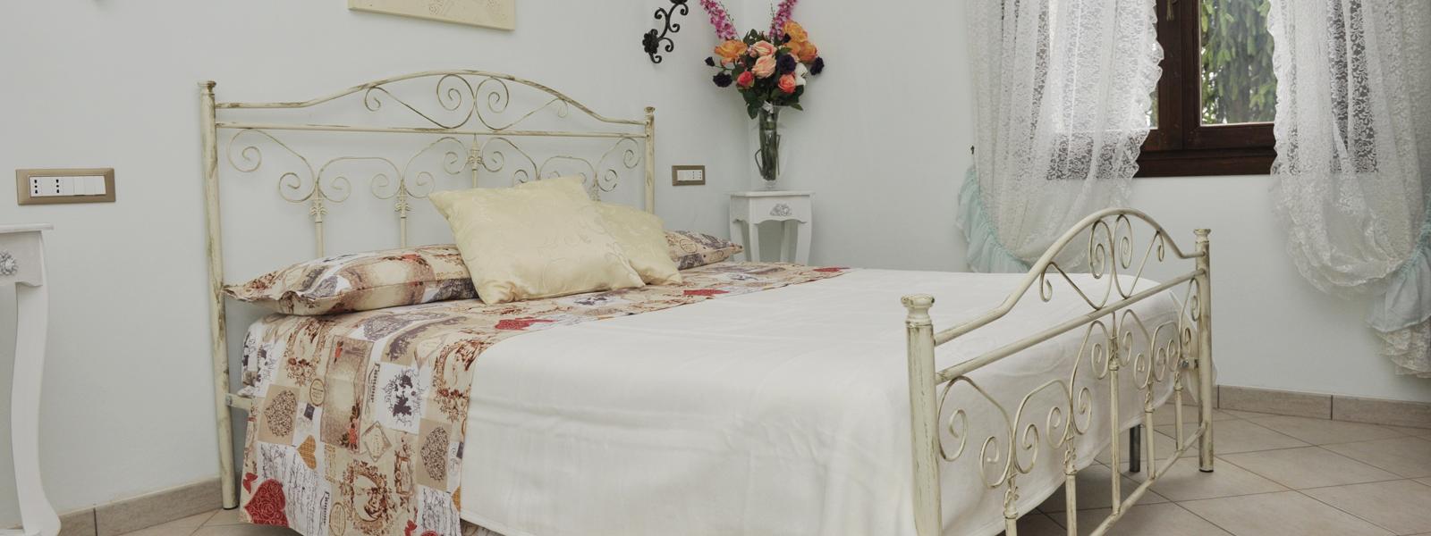 Camera Matrimoniale - - Il Focolare Bed and Breakfast